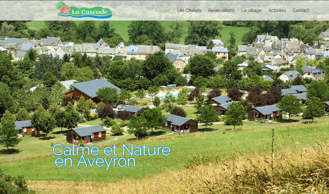 Conception site Internet en Aveyron