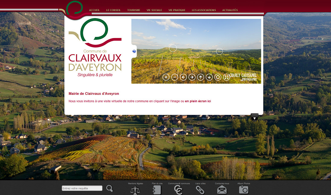 modofocations Sites Web en Aveyron