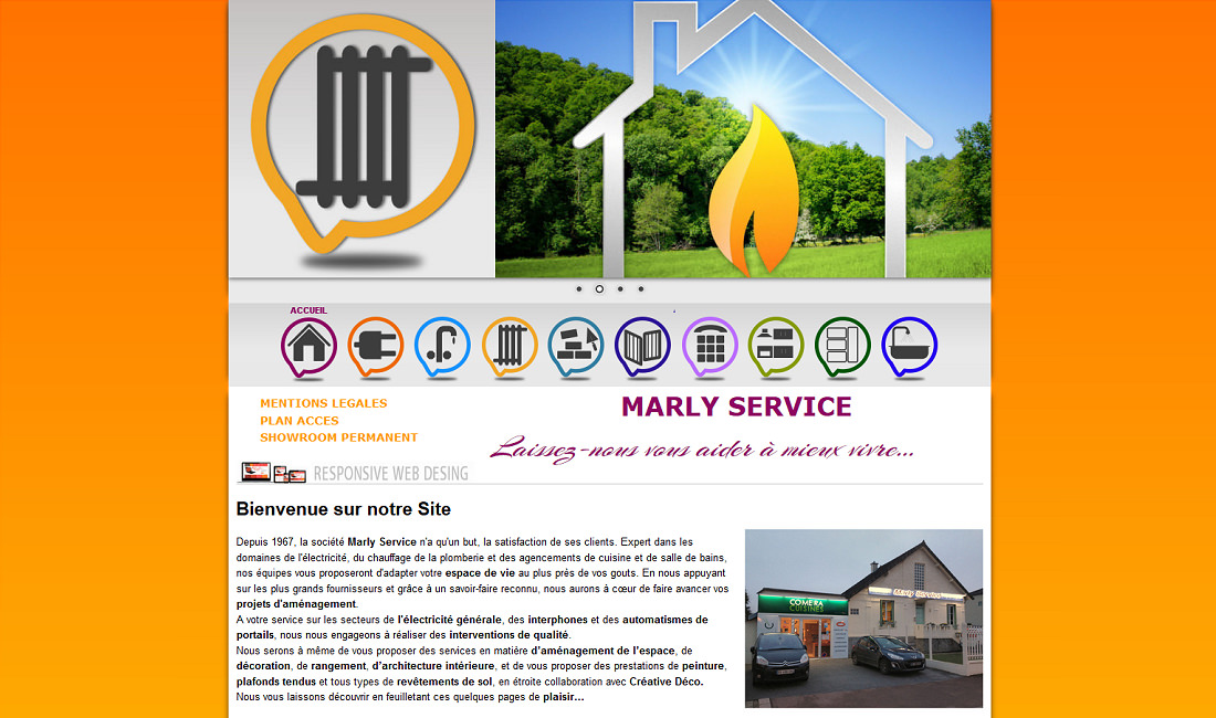 conception Sites Internet en Aveyron