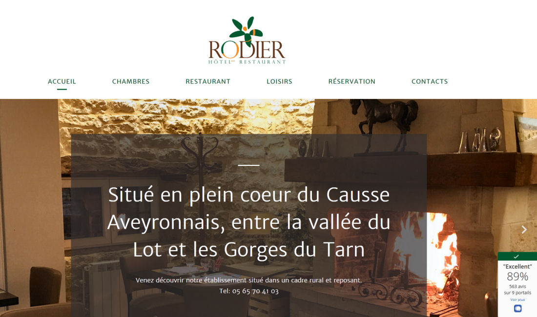 SEO Sites Web en Aveyron